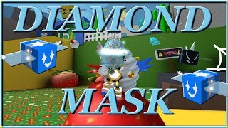 Testing the Diamond Mask [Roblox Bee Swarm Simulator]