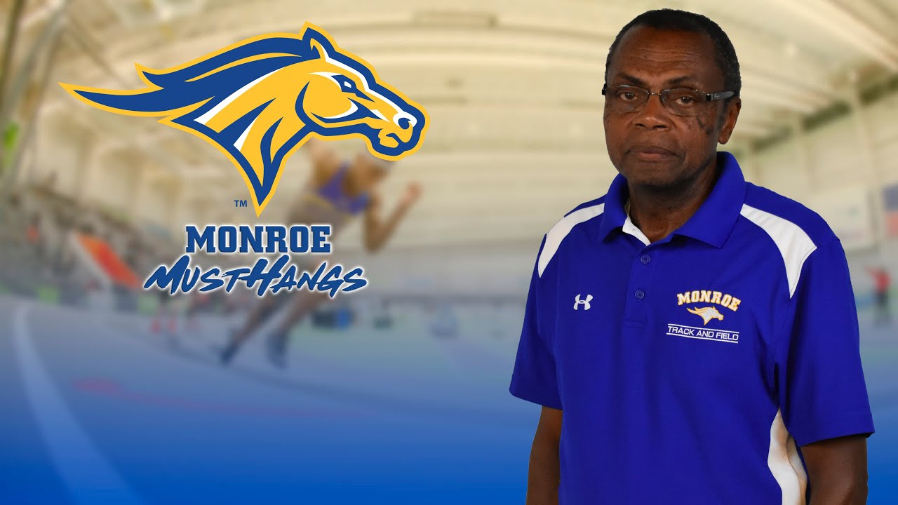 Monroe MustHangs Episode 23 with Head Track and Field Coach Lesleigh Hogg