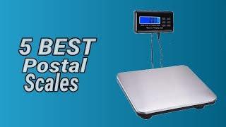 5 Best Postal Scales
