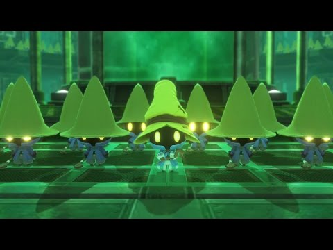Image result for world of final fantasy black mage army