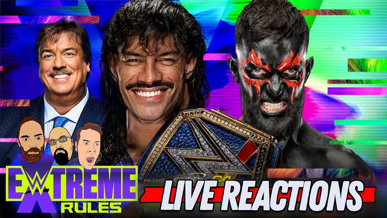 2021 WWE Extreme Rules live stream, how to watch online, start ...