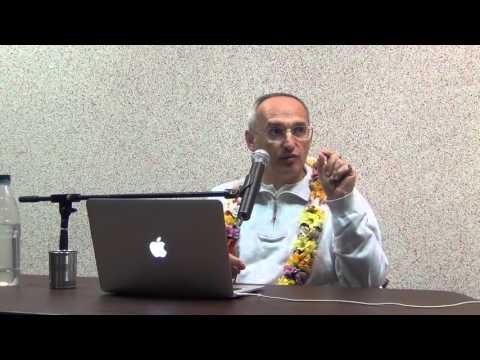 Бхагавад Гита 2.66 - Аударья Дхама Прабху