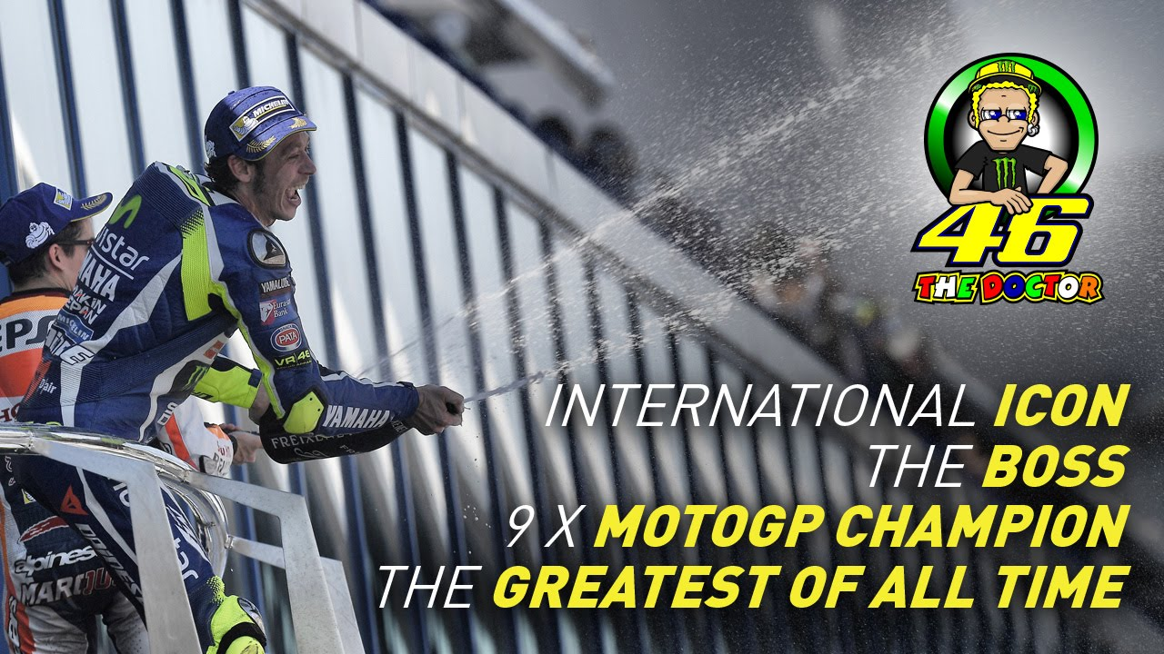 Valentino Rossi: The Doctor - Series TRAILER - YouTube Valentino Rossi The Doctor