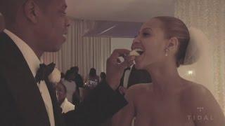 Beyoncé Releases Wedding Videos in 'Die With You' - Big Story