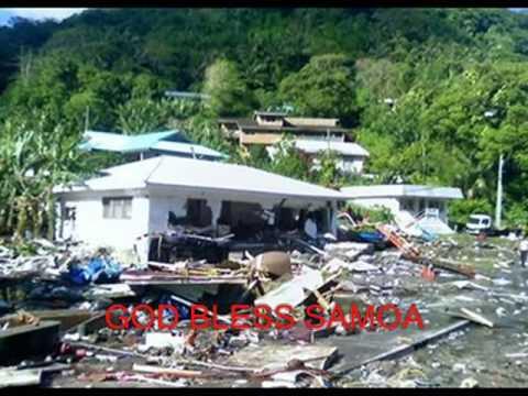 TSUNAMI IN AMERICAN SAMOA SEPTEMBER 29,2009