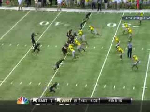 2013 Army Bowl | Johnson-to-Quick Game Winner