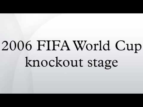 2006 FIFA World Cup knockout stage