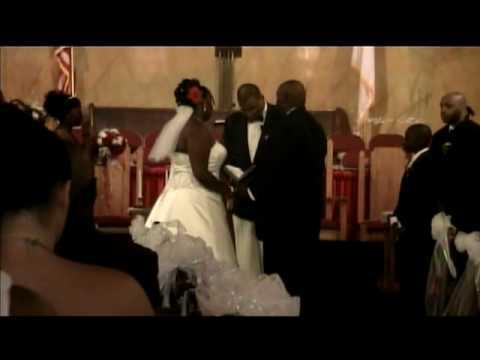 TERRENE & MAURICE WEDDING PART 4