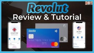 Revolut Banking App Review & Tutorial (UK & USA)