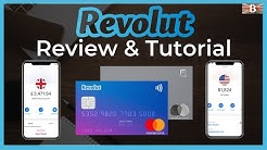 Revolut Banking App Review & Tutorial (UK & USA)