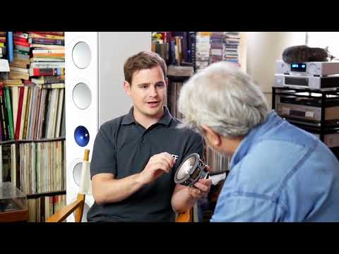 KEF's Jack Oclee-Brown on the KEF Reference 5 Speaker | Stereophile