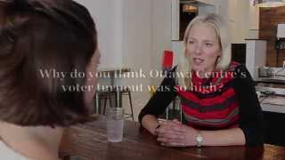 Q & A with Catherine McKenna