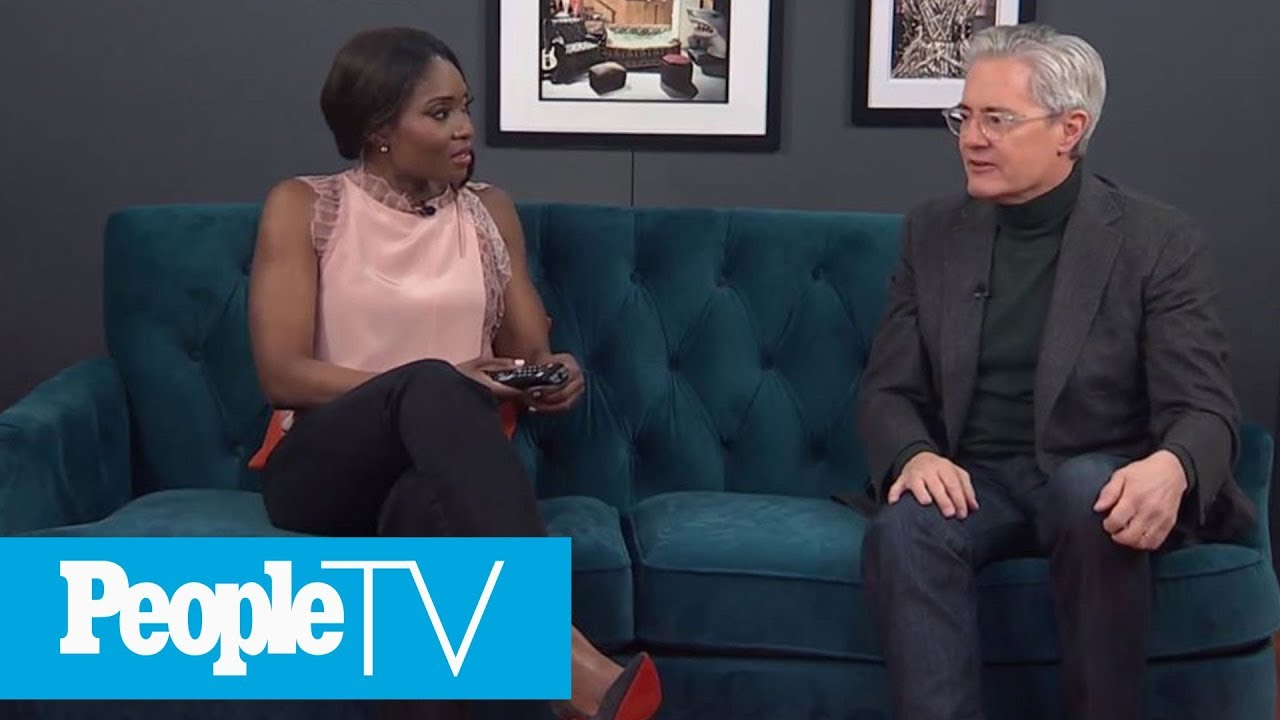 Kyle MacLachlan Reflects On Making 'Inside Out' | PeopleTV