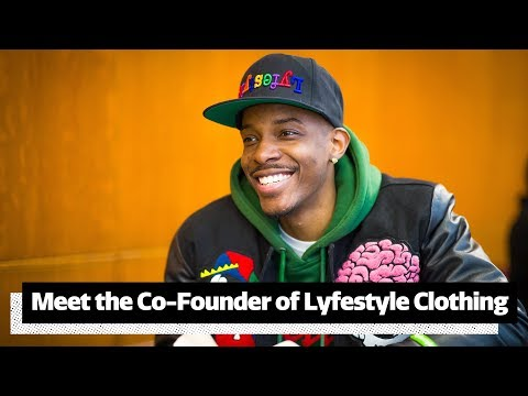 Meet the Man Whose Clothing Brand Is Worn by Diddy, Cardi B and TV Stars