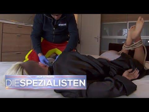 Fatale Fesselspiele: Frau im Bett vergessen | Auf Streife - Die Spezialisten | SAT.1 TV
