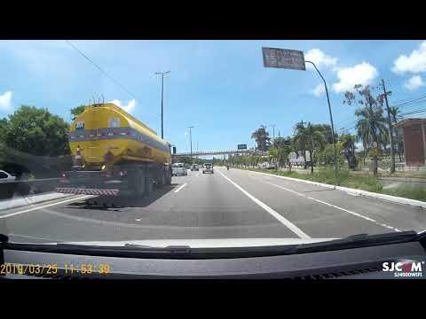 Viagem ao Nordeste 2019 (SE x AL x PB x RN) Parte 38 - Chegando em João Pessoa