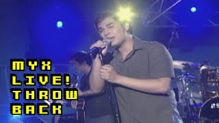 JED MADELA – Forever More (MYX Live! Performance)