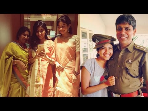 Actress Sai Pallavi Family Rare and Unseen Images