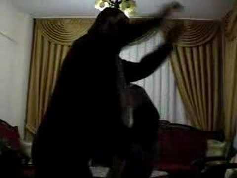 Yemişim kung-fu nu len!