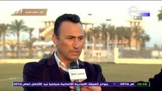 دوري dmc - تصريحات مصطفى عبده المدير الفني لنادي شربين بعد الفوز على مياه البحيرة