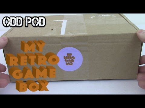 My Retro Game Box - Feb