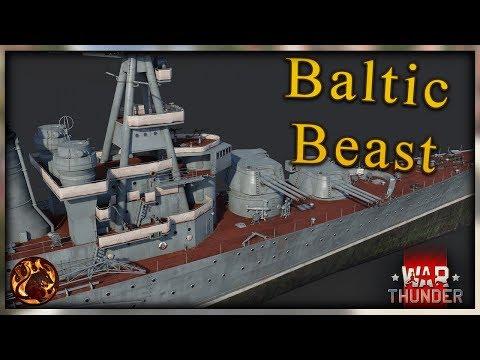 WT || Kirov - Soviet heavy light cruiser - Realistic Expectations