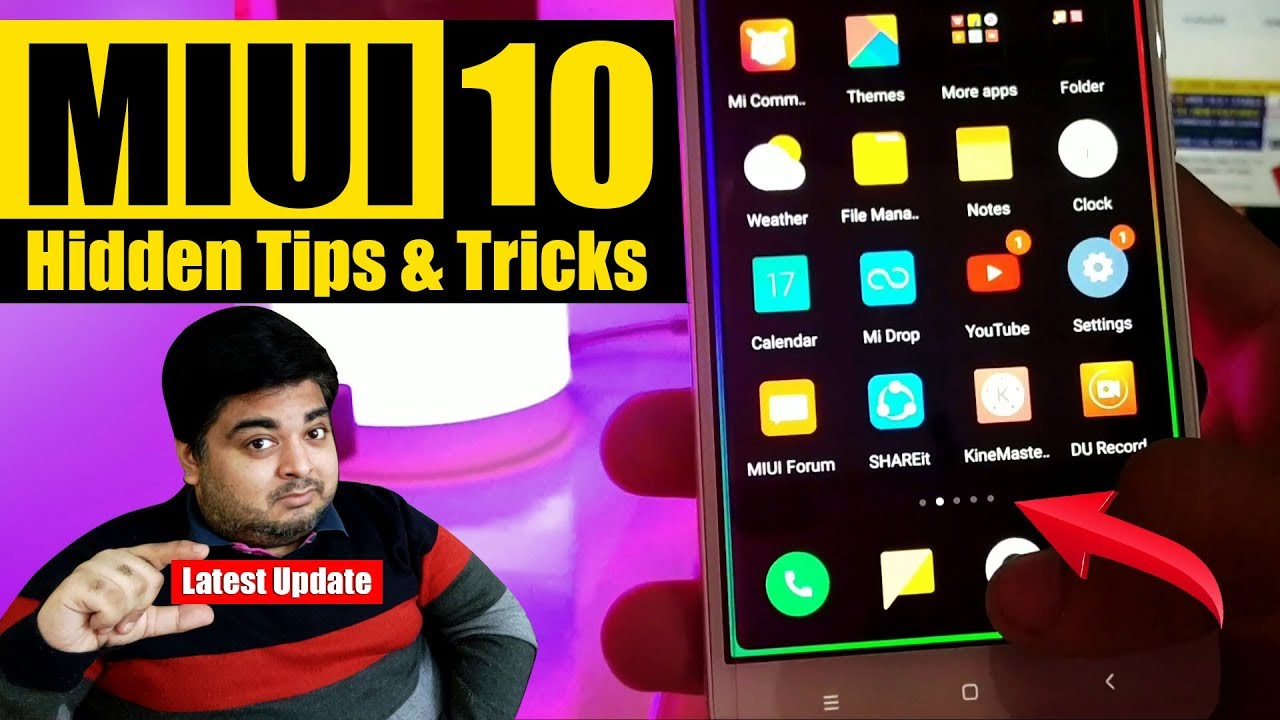 Redmi Note 4 MIUI 10 Latest Update - 15 Hidden Tips & Tricks - Sab Aise Features Kyu Nahi Dete?
