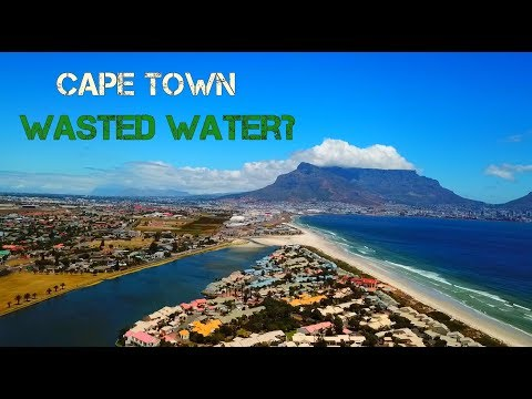 WASTED WATER? // CAPE TOWN DROUGHT
