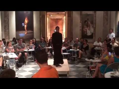 New Flamenco Show in Barcelona | European Museum of Modern Art | Gomis Palace