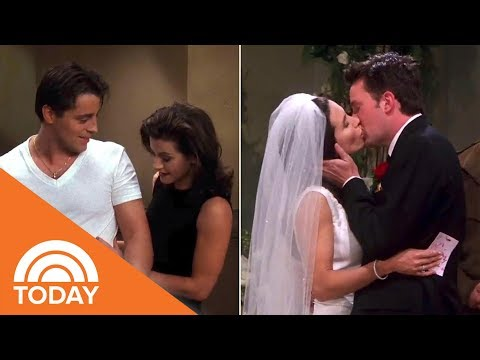 CoCreators David Crane And Jeffrey Klarik Talk About What 'Friends' Couples Could've Been?  TODAY