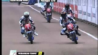 Round 7 Kluang - Suzuki Belang Challenge Final - PETRONAS Malaysian Cub Prix Championship