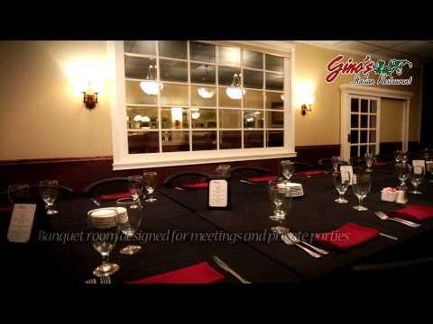 Gino's Italian Restaurant Palmdale, California
