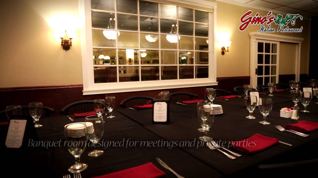 Gino S Italian Restaurant Palmdale California You