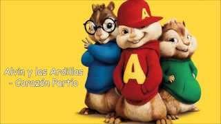 Alvin y las Ardillas - Corazón Partío