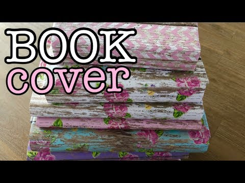 book-cover-/-how-to-cover-books-/-covering-books-for-decor-/diy