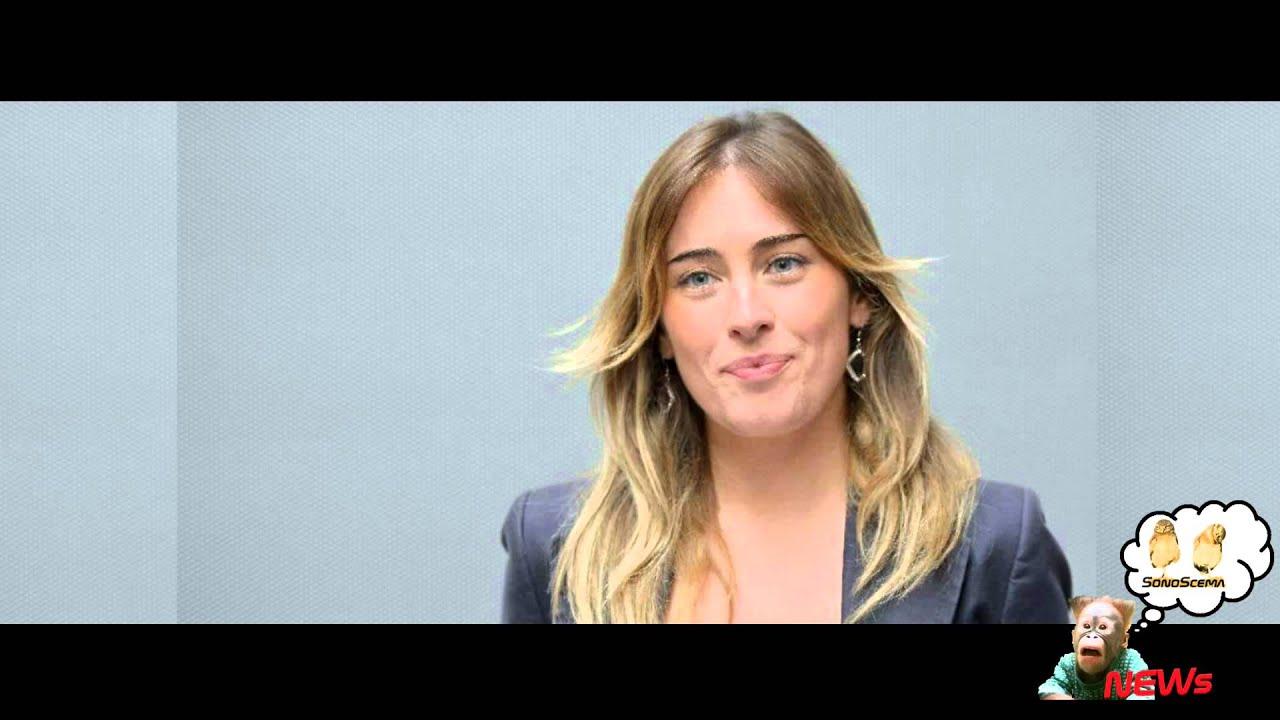 Il Passato Segreto Di Maria Elena Boschi Fidanzata Con Un Attore Di