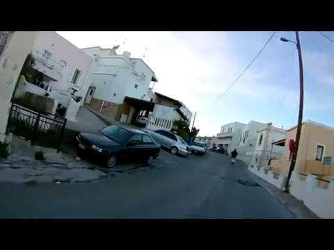 Road Trip Leros,Greece - Lakki to Agia Marina