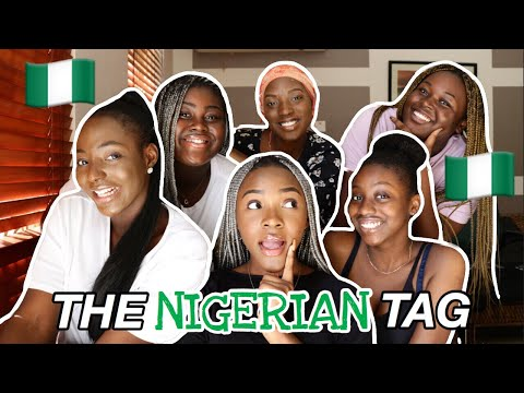 THE NIGERIAN TAG: GROWING UP IN AN AFRICAN HOUSEHOLD!! *HILARIOUS* | Stephanie Moka