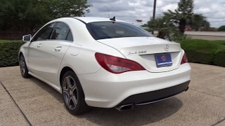 2014 Mercedes-Benz CLA-Class San Antonio, Austin, Houston, Dallas, New Braunfels, TX I16299F