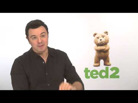Seth MacFarlane Interview - Ted 2