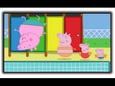 Peppa Pig - Diving Game - Peppa Pig Games