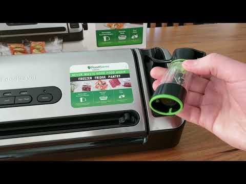 FoodSaver VS7850 vacuum