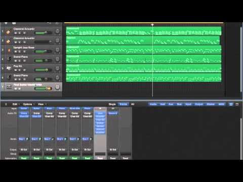 Sirih Kuning | Jakarta Folksong | Bossanova Cover | Instrumental | Logic Pro X