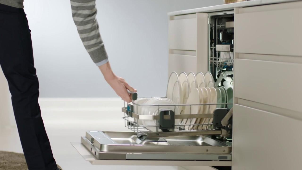Встраиваемая посудомоечая машина Электролюкс
