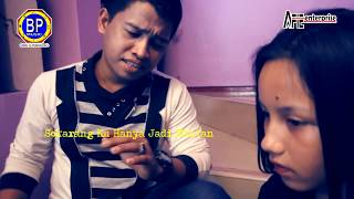 MENJAGA JODOH ORANG - WAWAN DCOZT feat TASYA | Official Video Lyric