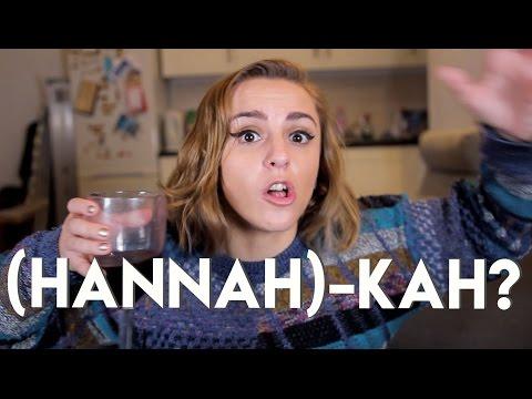 What is Chanukah? | Hannah Witton