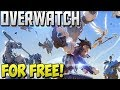 How To Download Overwatch For Free!!  2017 Working!!!  PC Tutorial