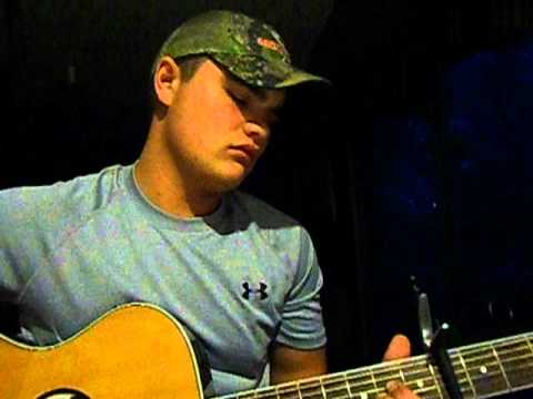 Brantley Gilbert whenever were alone cover by Trev