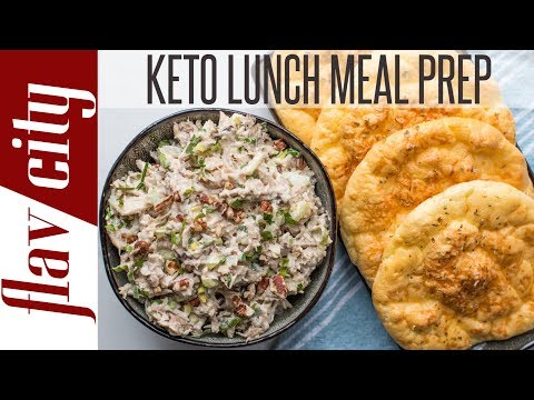 keto-lunch-recipes-for-work-&-school---low-carb-meal-prep-for-ketogenic-diet