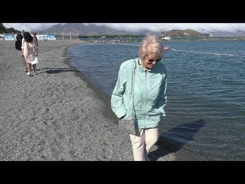 Yerevan, 12.08.18, Su, Video-1, (на рус.), На озере Севан.